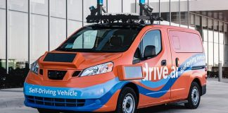 Drive.ai an amazing startup with driverless cab hailing