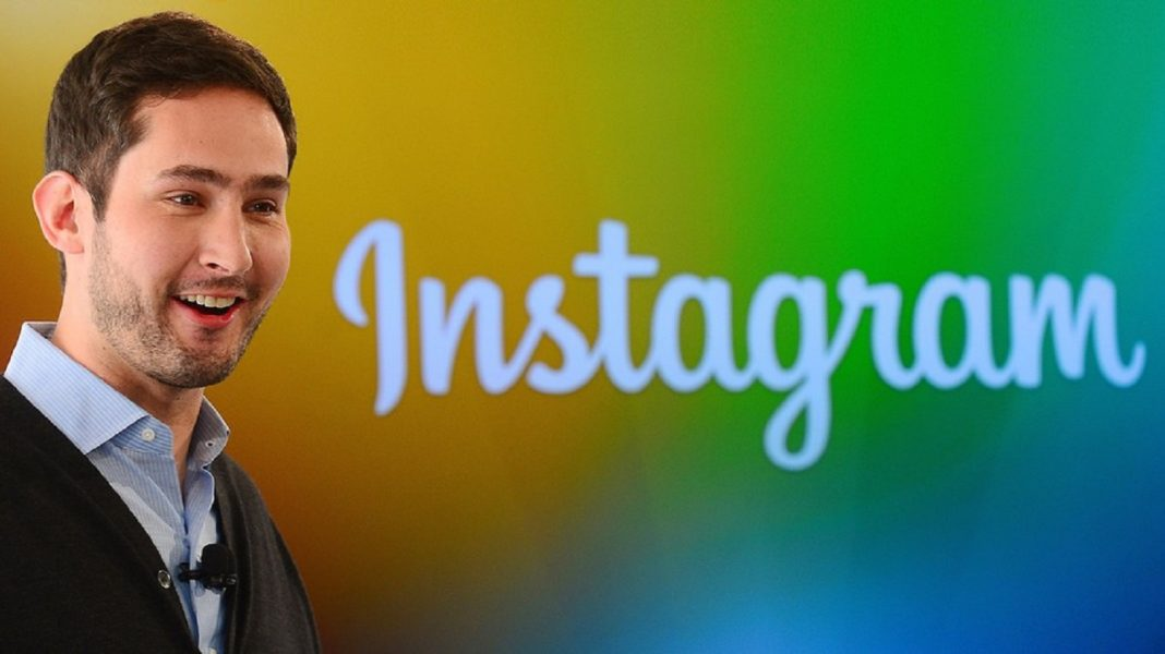 Kevin Systrom, founder of Instagram