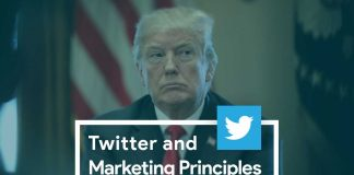 Twitter and Marketing Principles