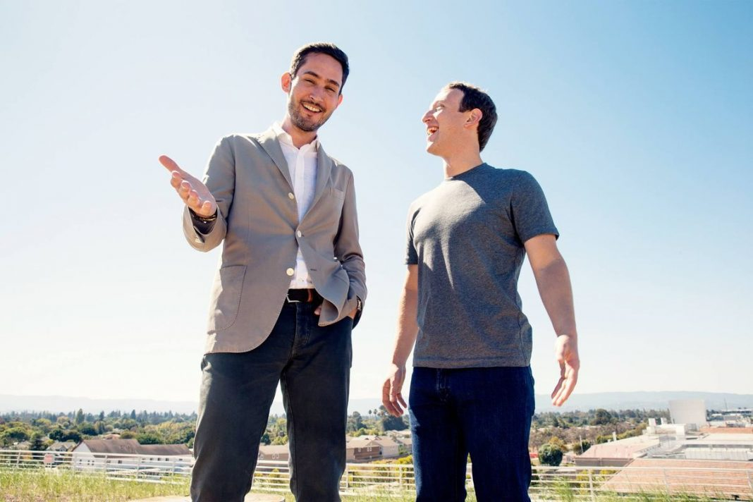Instagram founders resigned