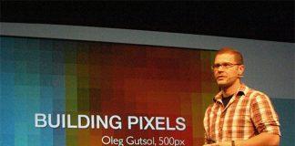 Oleg Gustol, founder of 500px