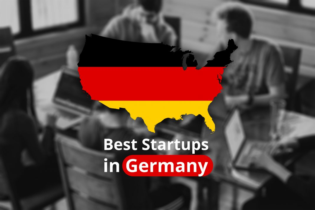 Top 10 startup companies of Germany