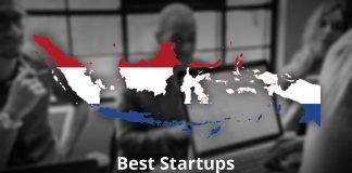 Top 10 best startup companies in Indpnesia