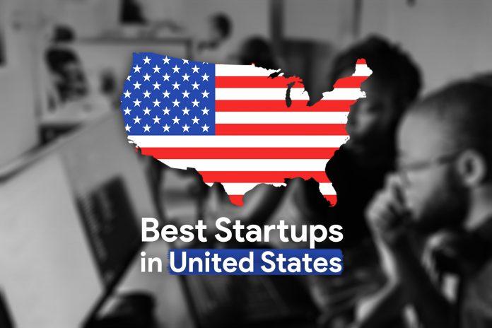 best startups in usa