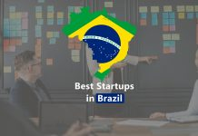 Top 10 startup companies in Brazil