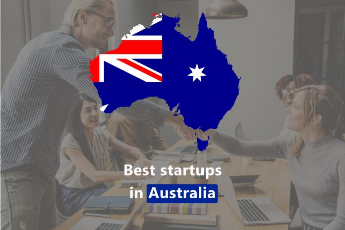 Top 10 startup companies in Australia