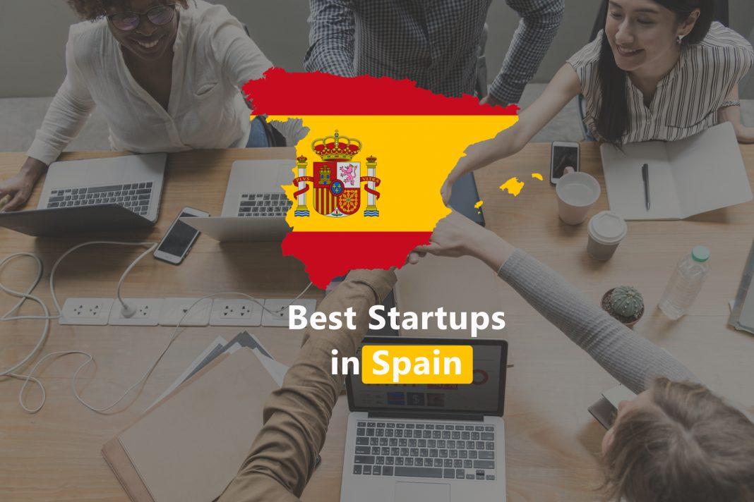 Top 10 startup companies in Spain