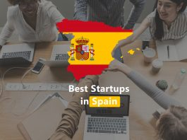 Top 10 startup companies in Spain