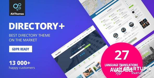 Directory WordPress Directory Listing Theme
