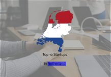 Top 10 startup companies in Netherlands