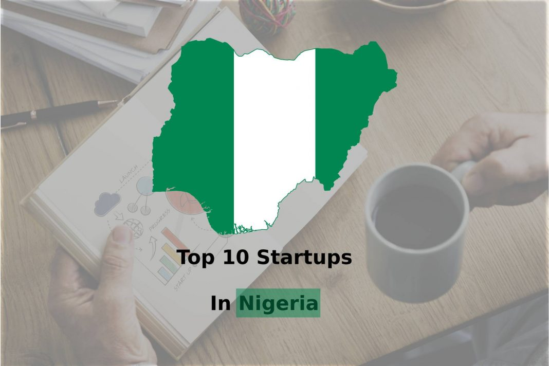 Top 10 startup companies in Nigeria