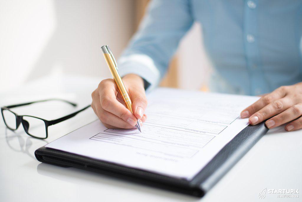 business plan document format